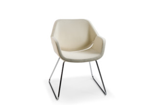 Gap cantilever chair  by  Artifort