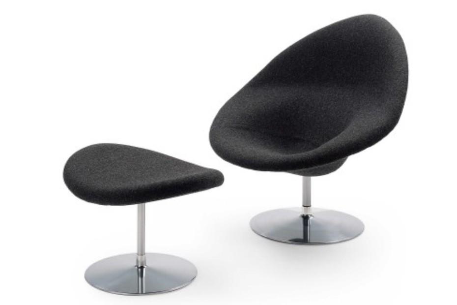 Globe footstool