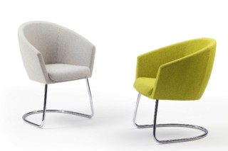 Megan cantilever chair  by  Artifort