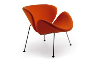 Orange Slice Chair F437/B  by  Artifort