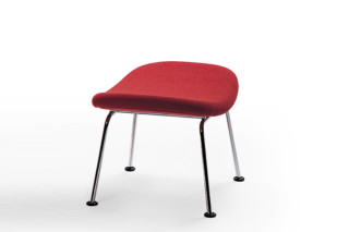 Oyster Footstool  by  Artifort