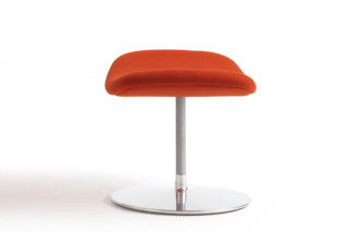 Tulip footstool  by  Artifort