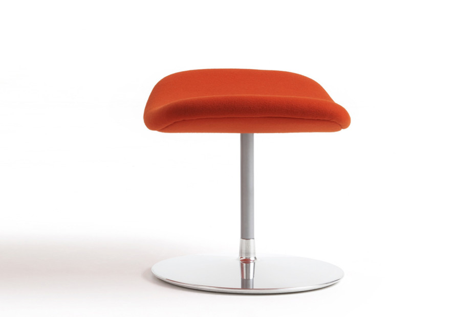 Tulip footstool