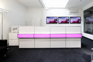 Reception counter  by  Artmodul