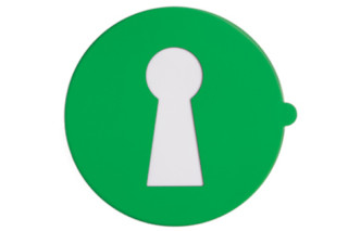 Schlüsselschrank  von  Asplund