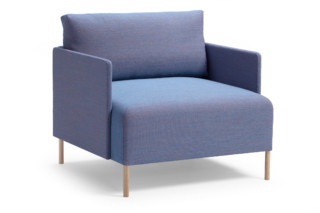 Block armchair  by  OFFECCT