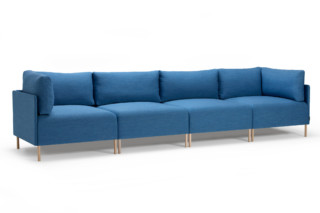 Block sofa  by  OFFECCT