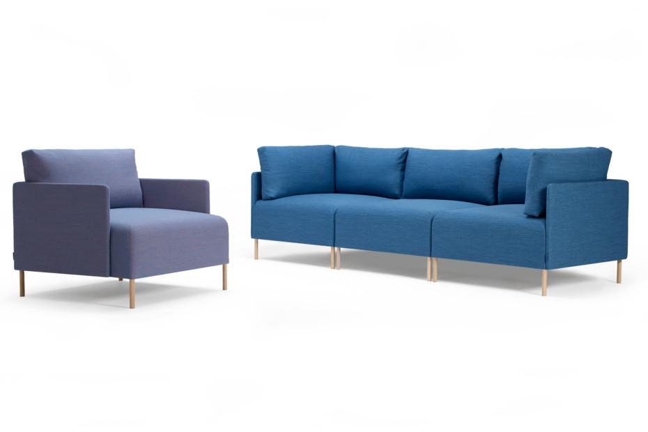 Block Sofa