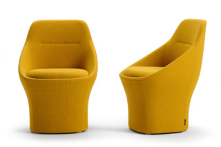 Ezy armchair  by  OFFECCT