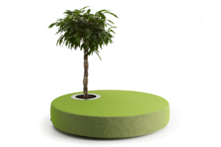 Green Island round  by  OFFECCT