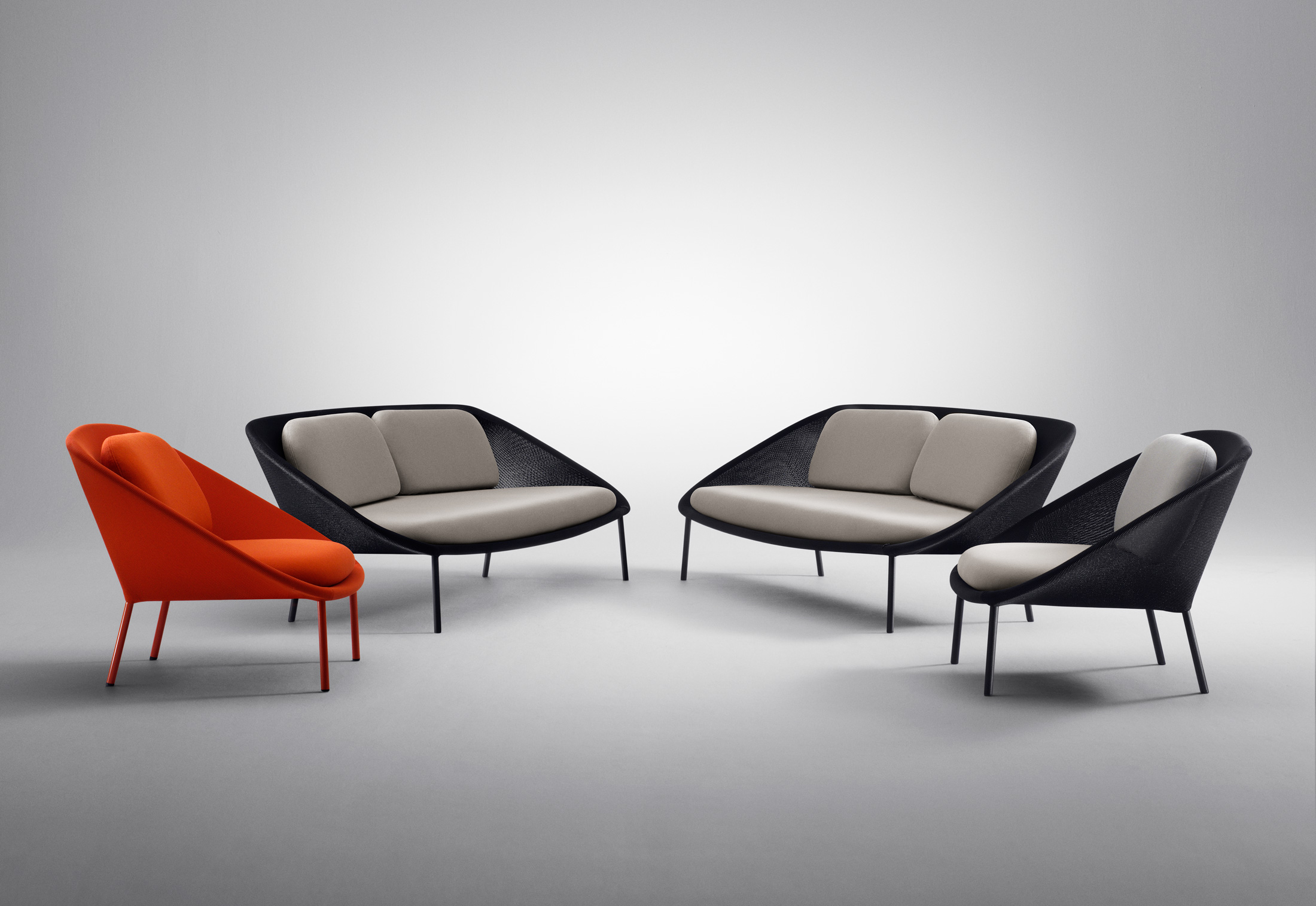 Netframe Sofa by OFFECCT   STYLEPARK