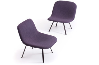 Pal chairs  by  OFFECCT