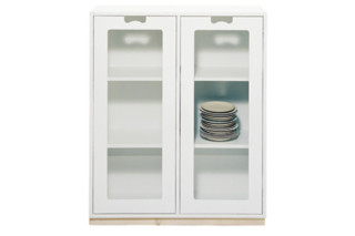 Snow Cabinet E  by  Asplund