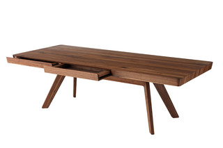 Meilen table with drawer  by  Atelier Pfister