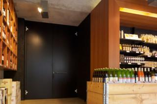 Doppelflügeltür, Verkaufsstand, Lanz  von  Auroport