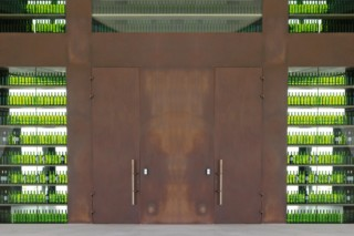 Entrance Door, Winery Manicor  by  Auroport