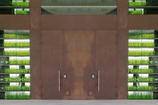 Hauseingangstür, Weinkeller Manicor  von  Auroport