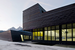 Falt- und Schiebetor, Zivilschutzzentrum, Innichen  von  Auroport