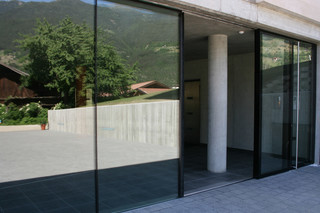 Sliding Door, Private Villa, South Tyrol  by  Auroport