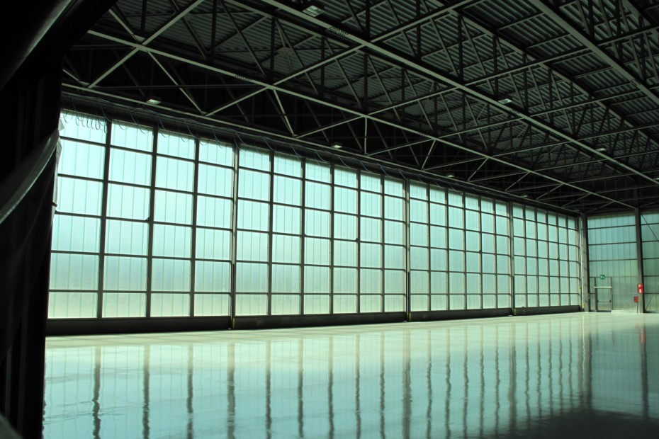 Sliding Gate, Airplana Hangar, Bolzano