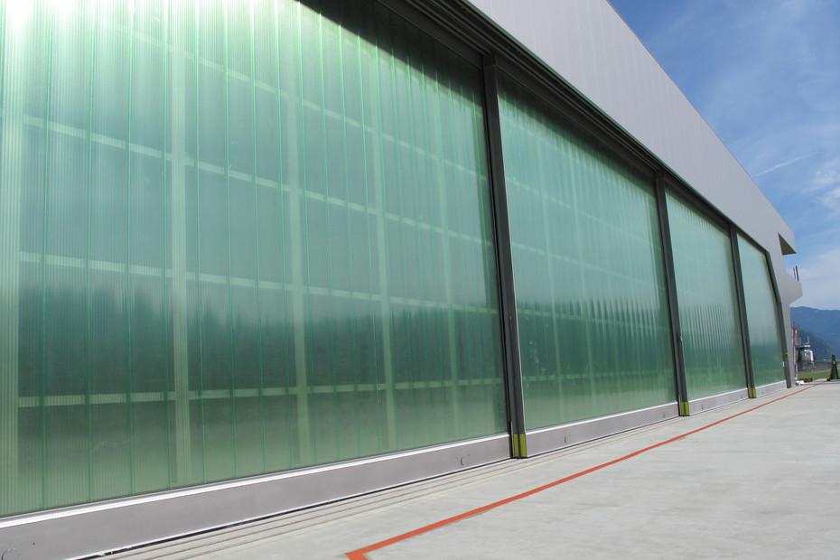 Sliding Gate, Airplana Hangar, Bolzano