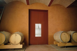 Swing Door, Eisacktaler Winery  by  Auroport