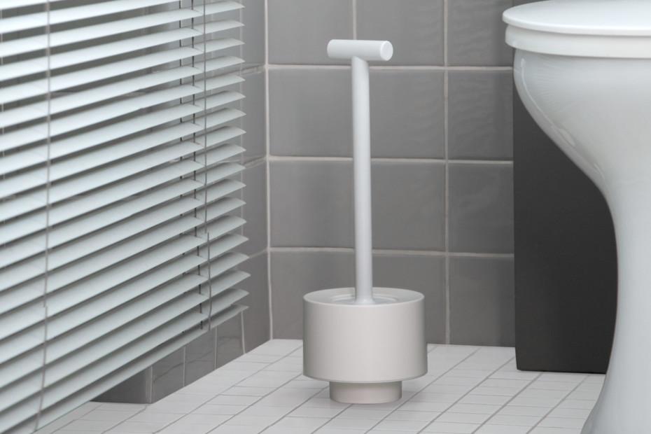 Kali toilet brush