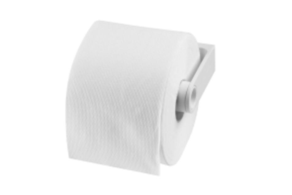 Lunar WC-toilet paper holder