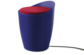 Otto Lighted Stool  by  Authentics