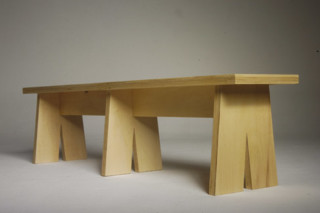 Walking Man Table&Coffe  by  Autoban
