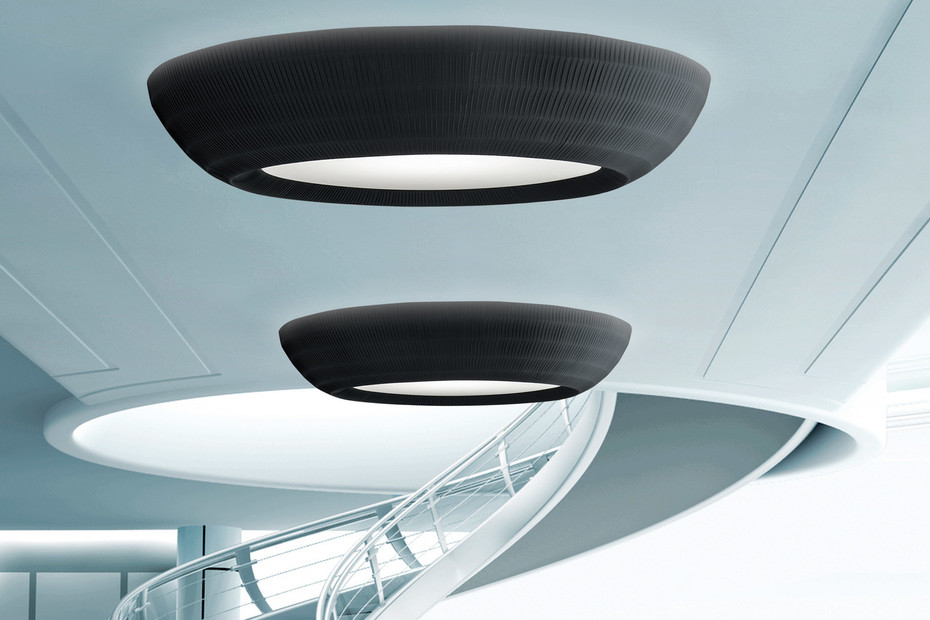 Bell ceiling 118
