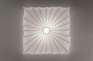 Muse square ceiling/wall  by  Axolight