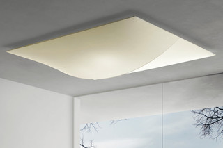 Nelly Straight ceiling/wall 140  by  Axolight