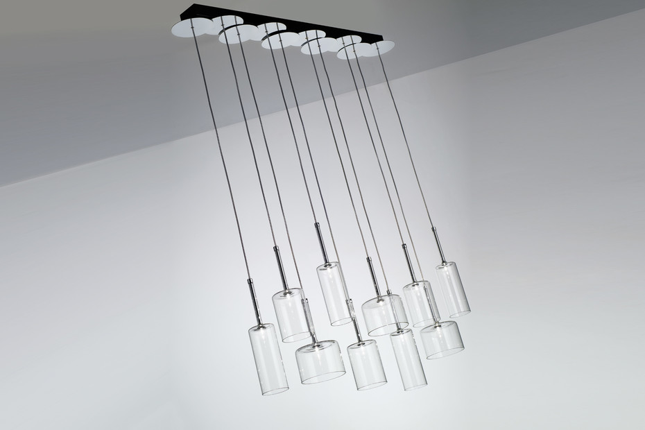 Spillray suspension 10