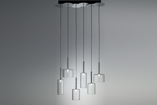 Spillray suspension 6  by  Axolight