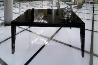 Darkside table  by  Baccarat