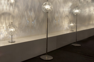 Sfera standing lamp  by  Baccarat