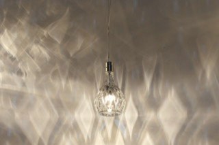 Sfera suspension  by  Baccarat