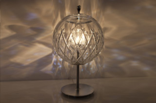 Sfera table lamp  by  Baccarat