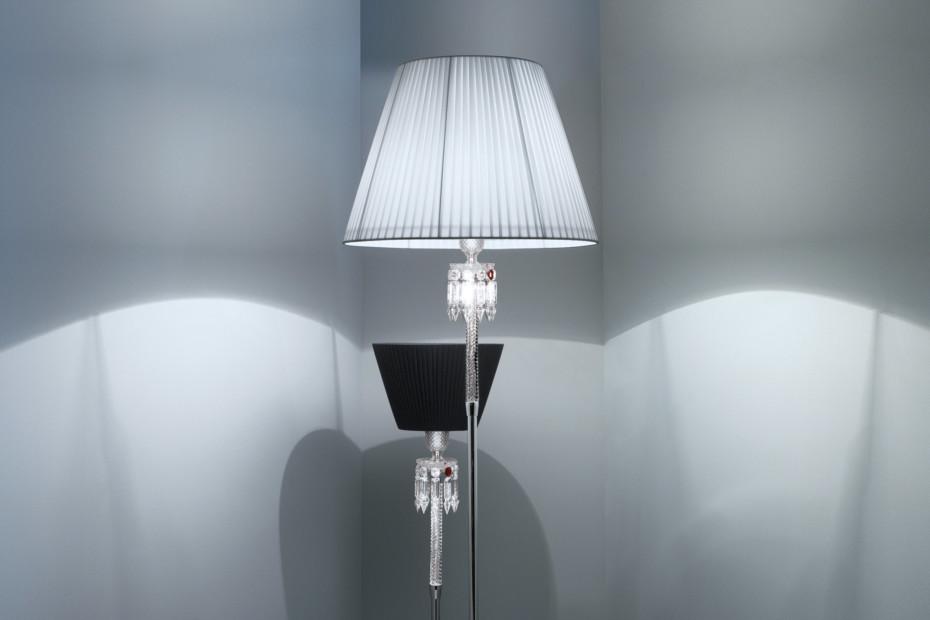 Torch floor lamp