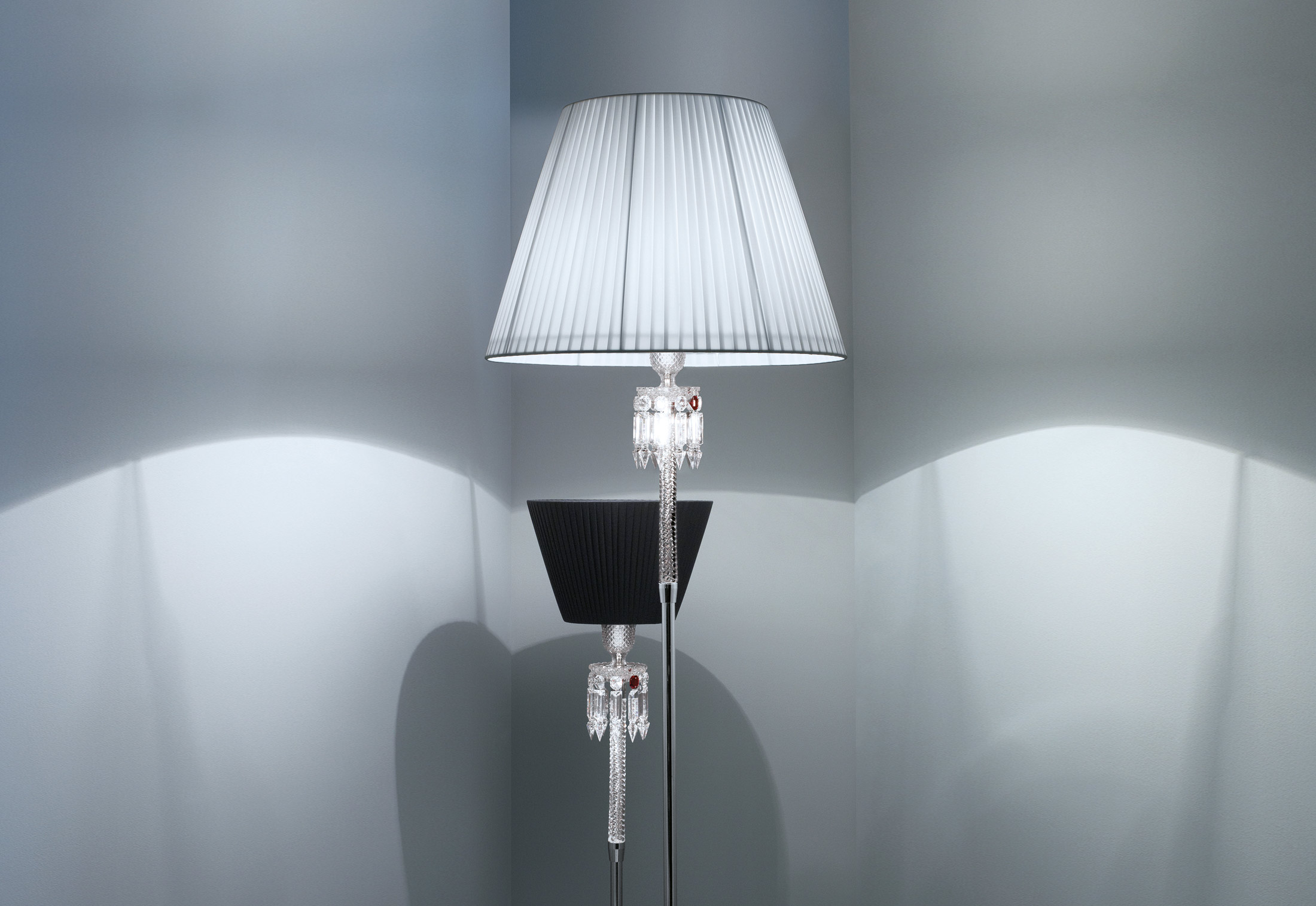 Torch Floor Lamp By Baccarat Stylepark