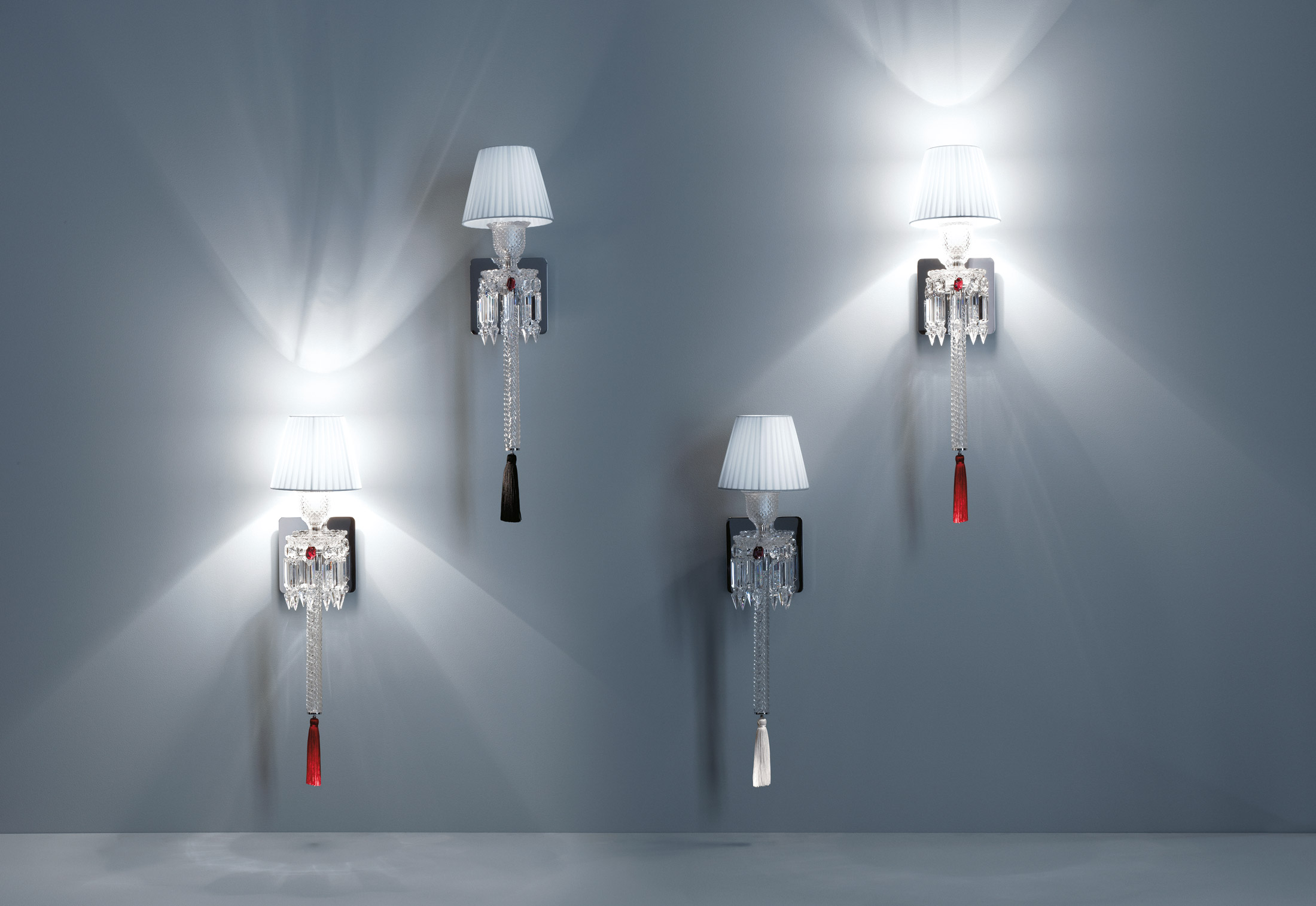 Torch Wall Lamp By Baccarat Stylepark