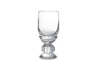 Variations verre vin blanc  by  Baccarat
