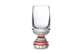 Variations verre vin rouge rouge  by  Baccarat