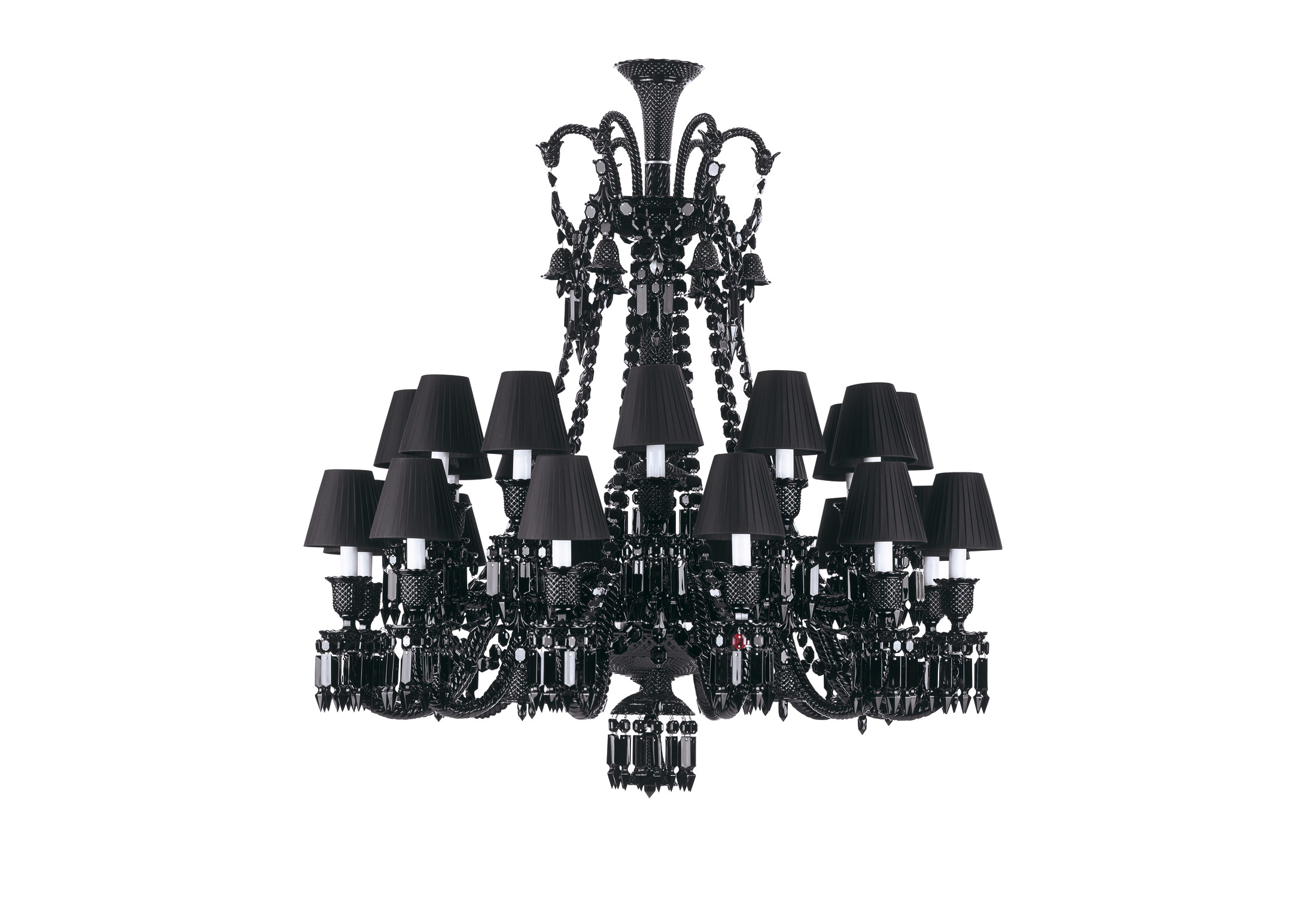 Zenith Midnight Chandelier; Zenith Midnight Chandelier ...  sc 1 st  Stylepark & Zenith Midnight Chandelier by Baccarat | STYLEPARK