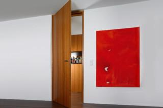 Ceiling high door  by  Bartels