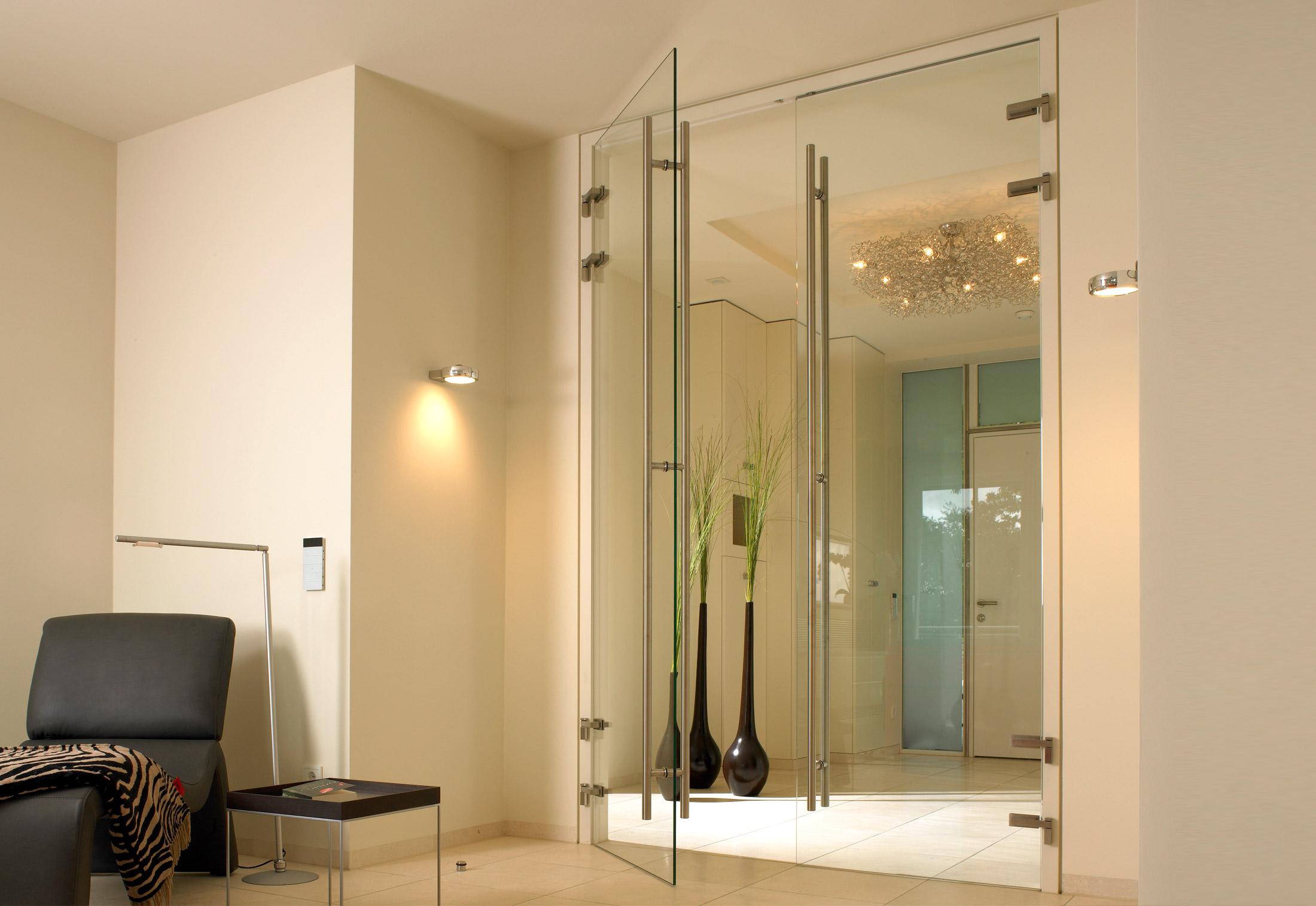 Deckenhohe Glastür von Bartels | STYLEPARK