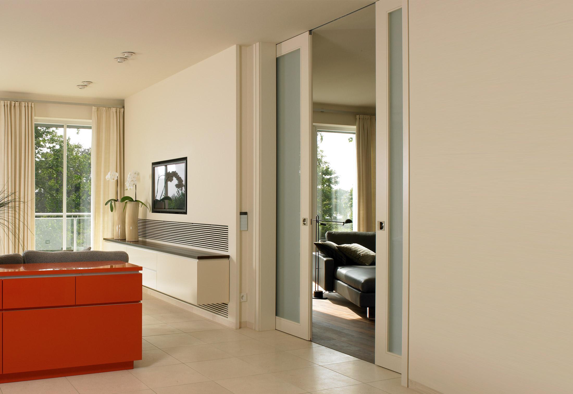 Bartels Türen ceiling high sliding door by bartels stylepark