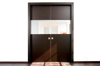 Double sliding door Alpi Wenge  by  Bartels