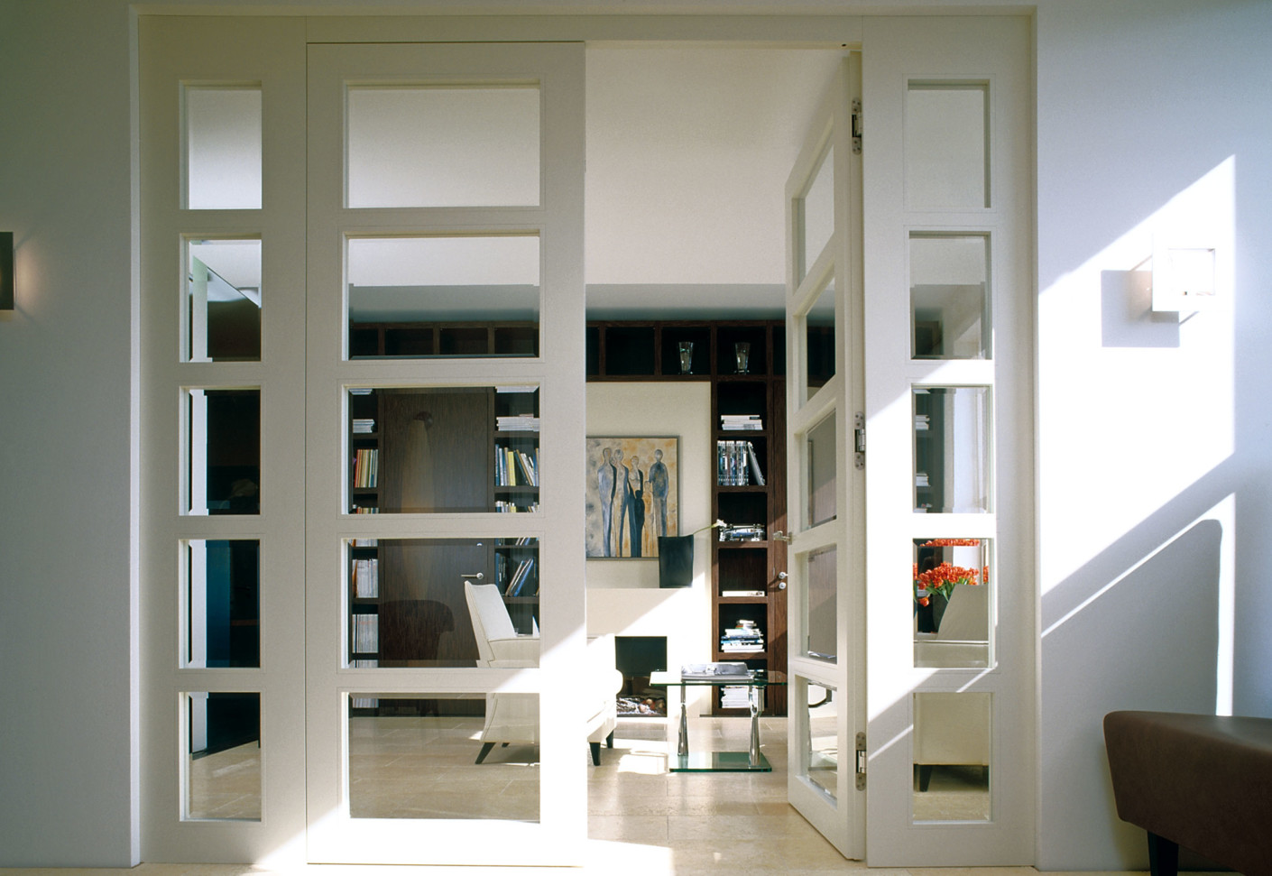 G10 Double Door With 2 Sidelights By Bartels Stylepark